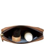 Leather Care Kit 60ml Cream Bottle, Brush & Cloth