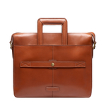 RUSSELL 03 BRIEFCASE DENVER,  tan