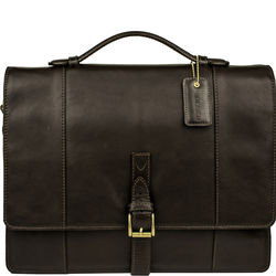 Maverick 02 Briefcase, regular,  brown