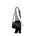 Cavendish 04 Women s Handbag Woven Melbourne Ranch,  black