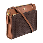 Marty W2 (Rfid) Women s Wallet Hdn Woven Melbourne Ranch,  brown