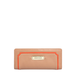 La Porte W1(Rfid) Women's Wallet Melbourne Ranch,  nude