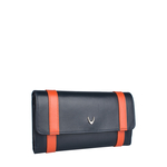 Missy W1(Rfid) Women s Wallet, Ranch Melbourne Ranch,  midnight blue