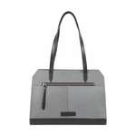 EDGE 01 WOMEN S SHOULDER BAG SOHO,  grey