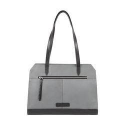 HIDESIGN X KALKI EDGE 01 WOMEN'S SHOULDER BAG SOHO,  grey