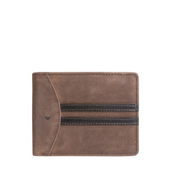 292-L109 (Rf) Men's wallet,  brown