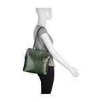Kirsty Women s Handbag, Ranch,  green
