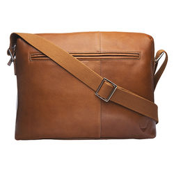 Fitch 02 Messenger bag, ranchero,  tan