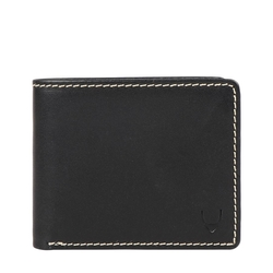 375-017 SB MENS WALLET DENVER,  black