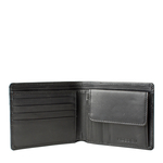 278-L107F (Rf) Men s wallet,  black