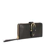 AL CAPONE W2 (RFID) WOMEN S WALLET SOHO,  black