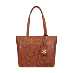 WILD ROSE 03 WOMENS HANDBAG KALAHARI,  tan