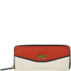 Styx W2 Women's Wallet, Snake,  red