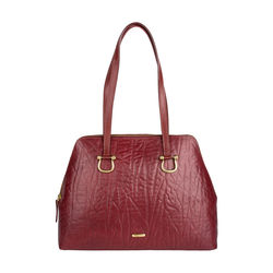 Cera 02 Women's Handbag, Elephant Melbourne Ranch,  red