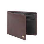 379-039 SB MENS WALLET REGULAR PRINTED,  chestnut