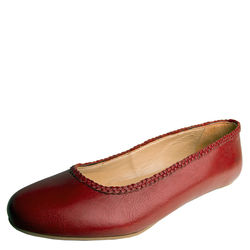 Grace Women's shoes, 41, ranchero,  red