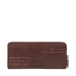 MANTRA W2 RF WOMENS WALLET SOHO,  brown