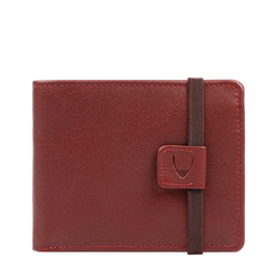 297 017 RF MENS WALLET REGULAR,  red