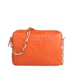 Perry 01 Women s Handbag, Baby Croco Melbourne Ranch,  lobster