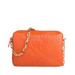 Perry 01 Women's Handbag Baby Croco,  lobster