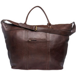 Roberto Travel bag, soweto,  brown