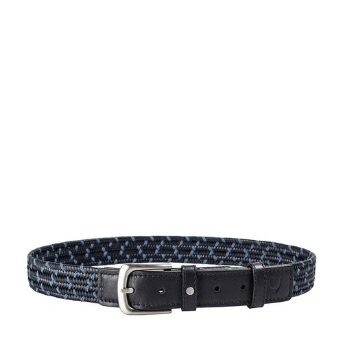 Sienna Men s Belt, Ranchero Woven 36-38,  blue