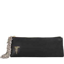 Juliette W1 Women's Wallet, Milano,  black