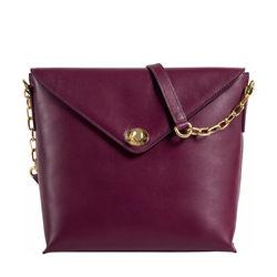 Hidesign X Kalki Uptown 02 Women's Handbag, Ranch,  cardinal