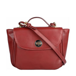 Vitello 02Handbag,  red
