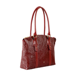 HIDESIGN X KALKI SAMURAI 01 WOMEN S SHOULDER BAG ELEPHANT,  marsala