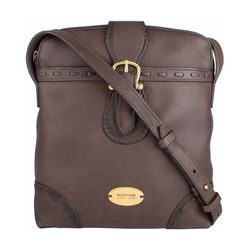 Pheme 03 Handbag, cabo,  brown