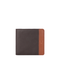 PLUTO W1(RF) MEN'S WALLET REGULAR,  brown