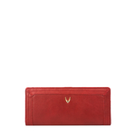 Cerys W1 Women s wallet, Roma Melbourne Ranch,  red