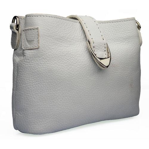 Norah W1-616 Women s Handbag, Cow Deer,  white