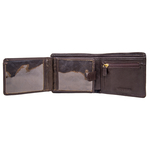 L105 Men s Wallet, Roma,  brown