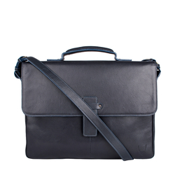 BOWFELL 02 BRIEFCASE REGULAR,  blue