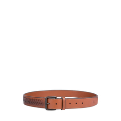 Clint Men's Belt, Soho, 34-36,  tan