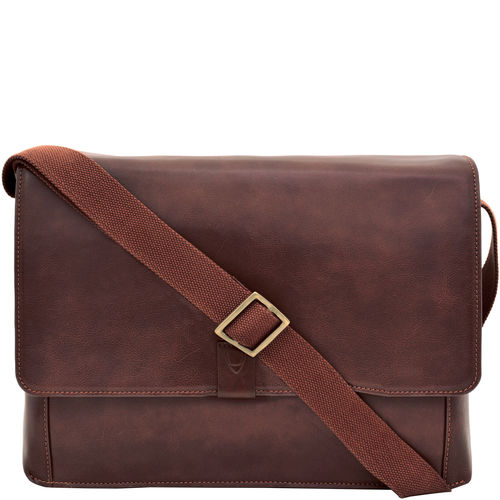 Aiden 01 Messenger Bag Regular,  brown