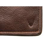 267-017a Men s Wallet, Khyber Lamb,  brown