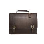 Neil Briefcase, regular,  brown
