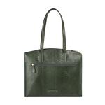 Hongkong 01 Sb Women s Handbag Snake,  emerald green