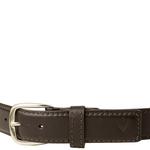 Mike Men s belt, 36-38,  brown, regular