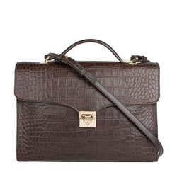 Stampa 01Handbag,  brown