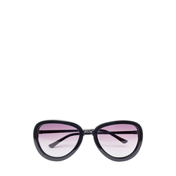 FRIZBEE-BLACK Women's sunglasses,  black