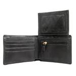 L109 Men s wallet,  black, ranch