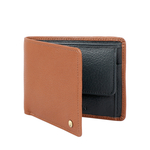 380-030 SB MENS WALLET REGULAR PRINTED,  tan