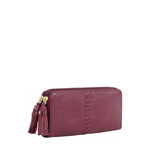 Sebbie W2 (Rfid) Women s Wallet Regular,  aubergine