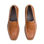 Andrew Men s Shoes, Soweto Goat Lining, 9,  tan