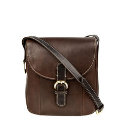 Topaz 03 Crossbody, cabo,  brown