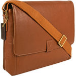 Aiden 01 Messenger bag, regular,  brown